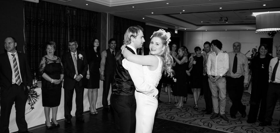 Dublin Wedding at the Hilton