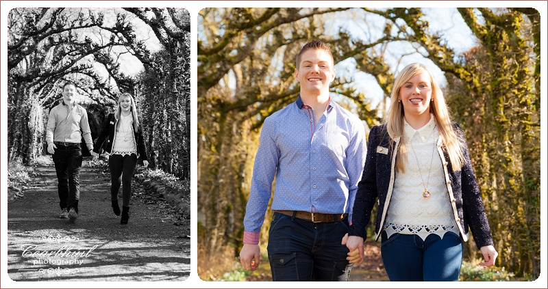 Birr Castle for Engagement and Wedding Photography