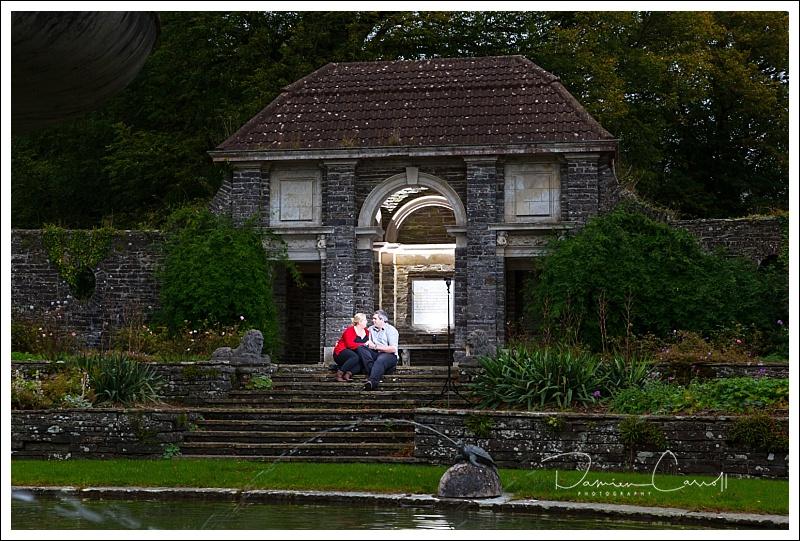 Pre Wedding Shoot Heywood Gardens