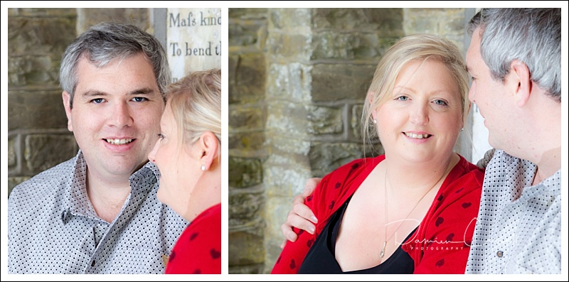 Photos of pre wedding session at Heywood Gardens in Co Laois