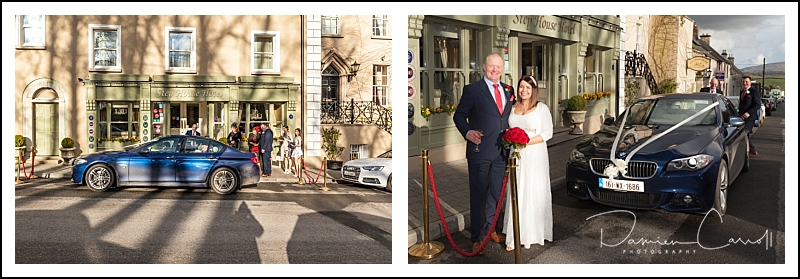 The Stephouse Hotel Wedding