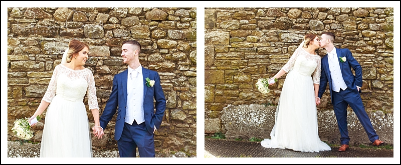 Bride and Groom photoshoot Laois