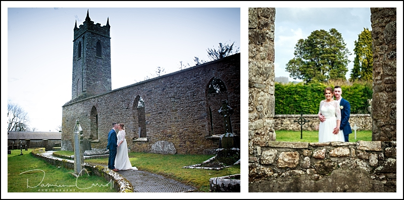 Camross Laois Village Wedding
